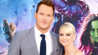 Chris Pratt: Anna Faris and I