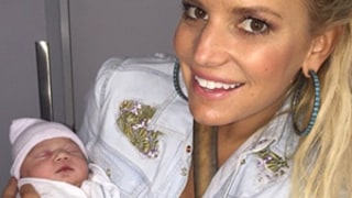 Jessica Simpson Named Godmother of CaCee Cobb's Daughter Wilder: Photo