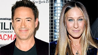 Robert Downey Jr.: I Reunited With My Ex Sarah Jessica Parker in NYC