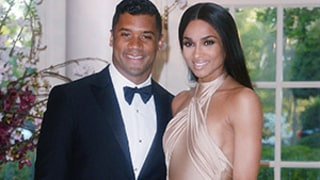 Ciara and Russell Wilson Look Like the Perfect Couple at White House State Dinner -- See Their Gorgeous Photo!