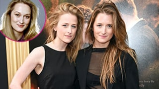 Mamie, Grace Gummer Look Just Like Mom Meryl Streep at a Young Age