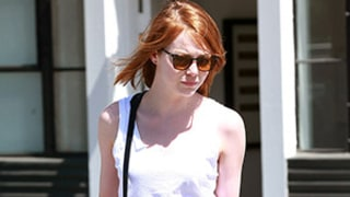 Emma Stone Carries Andrew Garfield-Labeled Bag Post-Split — See the Odd Photo!