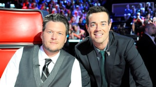 Blake Shelton Pressures Carson Daly to Bring Back Gwen Stefani on The Voice
