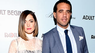 Rose Byrne, Boyfriend Bobby Cannavale Dish on Working Together in Adult Beginners