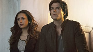 The Vampire Diaries Recap: Nina Dobrev's Elena Is Human Again, but Did Damon Take the Cure Too?