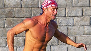 Tim McGraw Looks Insanely Ripped as He Works Out With Pals: Wild Shirtless Pics