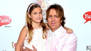 Dannielynn Birkhead, 8, Looks All Grown Up at Kentucky Derby With Dad Larry: Cute Photos of Anna Nicole Smith's Daughter