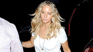 Jennifer Lawrence Returns to Her Classic Long Blonde Hair Ahead of Met Gala 2015: See the Sexy Style!