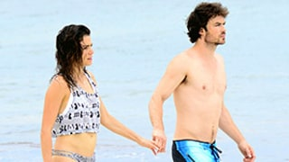 Nikki Reed Flashes Her Booty in the Cheekiest Bikini Bottoms on Honeymoon With Ian Somerhalder: See Her Bold Style!