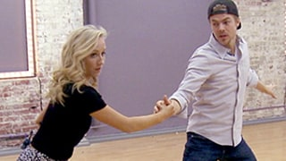 Derek Hough Returning to Dancing With the Stars Partner Nastia Liukin After Injury: Watch