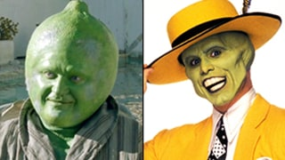 Justin Timberlake Is a Lime in Ridiculous Tequila Commercial -- And Looks Just Like Jim Carrey's The Mask