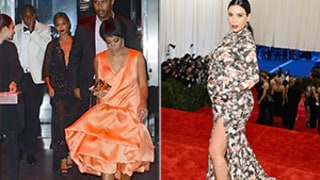 Met Gala: Solange, Jay Z Face Off in Elevator, Kim Kardashian Wears God-Awful Dress, and More OMG Moments