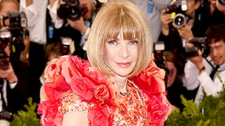 Anna Wintour Narrowly Avoids Being Hit by Cyclist Outside Met Gala 2015: Details