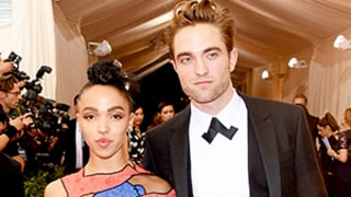 Robert Pattinson, FKA Twigs Make Red Carpet Debut at Met Gala 2015: Pictures