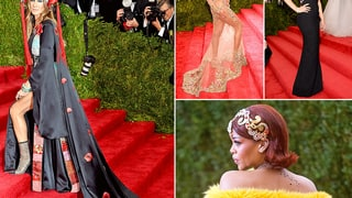 Met Gala 2015 Red Carpet Style