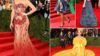 Best Dressed at the Met Gala 2015