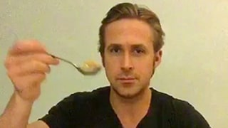 Ryan Gosling Eats Cereal in Honor of Late Vine Star Ryan McHenry: Watch
