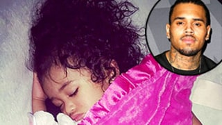 Chris Brown Gushes Over Daughter Royalty: I
