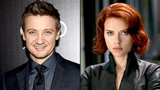 Jeremy Renner Takes Black Widow Slut Joke Even Further on Conan: Watch