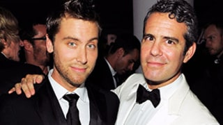 Andy Cohen Reveals the Most Famous Person He's Had Sex With — And It's Lance Bass!