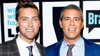 Lance Bass on Sleeping With Andy Cohen: