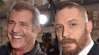 Mel Gibson Surprises Fans, Tom Hardy With Mad Max: Fury Road Premiere Appearance