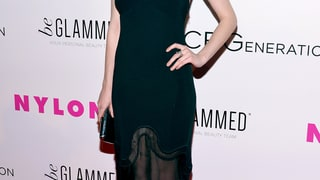 Dakota Fanning: Nylon and BCBGeneration Annual Young Hollywood Issue Party