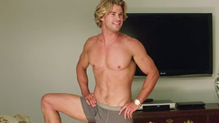 Chris Hemsworth's Insanely Gigantic Bulge Is All You Need (Yes, Need) to Know About the Vacation Trailer