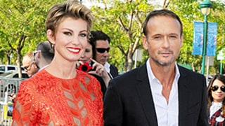 Tim McGraw, Faith Hill Could Not Be Cuter (Or More Stylish) at Red Carpet Premiere: See the Photos!