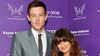 Lea Michele Posts Touching Cory Monteith Tribute on Late Boyfriend's Birthday
