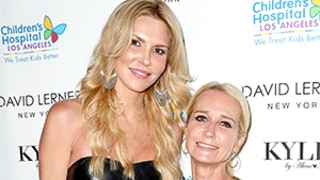 Brandi Glanville Visited Kim Richards in