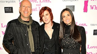 Demi Moore on DWTS: My Divorce From Bruce Willis Was Hardest on Rumer Willis