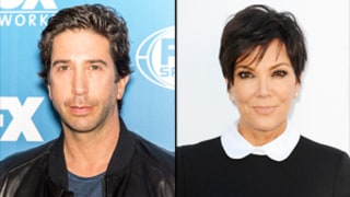 David Schwimmer Talked to Kris Jenner About Playing Robert Kardashian in American Crime Story: The People V OJ Simpson
