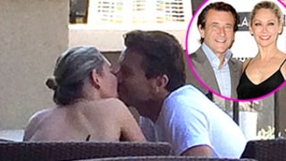 Robert Herjavec, Kym Johnson Caught Kissing During Romantic Palm Springs Getaway: See the PDA Photos
