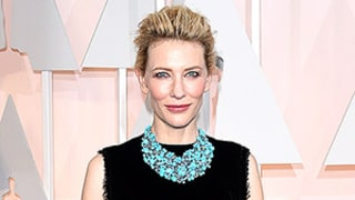 Cate Blanchett: I've Had Intimate Relationships With Women