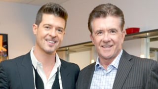 Alan Thicke Has Sex to Son Robin Thicke's Music: Watch Us Weekly's Loose Talk!
