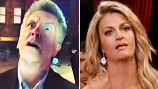 Tom Bergeron Mocks Erin Andrews'