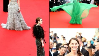 Cannes 2015 Red Carpet -- What the Stars Wore!