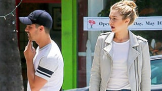 Gigi Hadid Grabs Lunch With Joe Jonas Following Cody Simpson Split