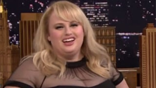 Rebel Wilson Is Awesome at Jimmy Fallon's Whisper Challenge Game: Video
