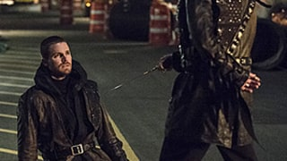 Arrow Season 3 Finale Sets Up CW Spinoff, New Villain, New Superhero -- Read the Recap!