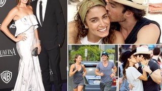 Nikki Reed and Ian Somerhalder's Whirlwind Romance!