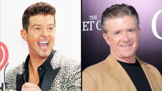 Robin Thicke Is Mortified By Dad Alan's Us Weekly Sex Confession