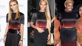Beyonce, NeNe Leakes, Giuliana Rancic All Wear Same Alexander Wang Crop Top — Who Wore It Best?!