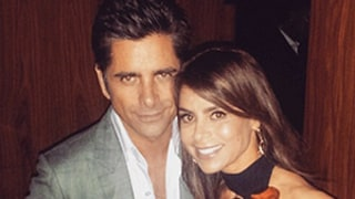 Paula Abdul Reunites With Ex John Stamos, Posts Then-and-Now Pics