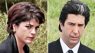 Selma Blair Becomes Kris Jenner, David Schwimmer Is Robert Kardashian in American Crime Story: See the Set Photos!