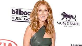 Celine Dion Wows in Leather Minidress at Billboard Music Awards 2015: Pic!