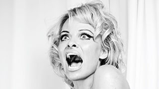Pamela Anderson Reenacts Psycho Shower Scene, Poses Nude for PETA: First Look Picture
