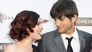 Ashton Kutcher Supports Rumer Willis During DWTS Finale — Plus, See Bruce Willis Get Teary Eyed!