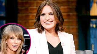 Mariska Hargitay on Befriending Taylor Swift,